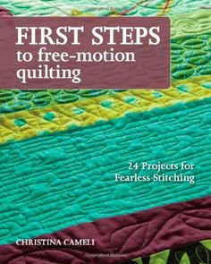 Rachael Rabbit: Four Must Have Books for Beginner Free Motion Quilting
