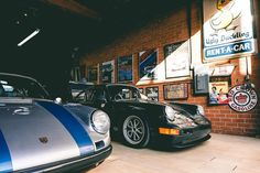 thecontaineryard #Art and #Passion manifest themselves in so many awesomely different ways... this week we were honored to get a peek into the #garage of @magnuswalker and we were blown away by the organic coexistence of creativity, artistry, passion, love, constant progression and inspiration. Thank you for such a needed dose of hunger Magnus 💪🏽 #porsche #porsche964 #classic #photography #garagegoals #urbanoutlaw #motivation #inspiration #downtownla #love #la #artsdistrictla #history…