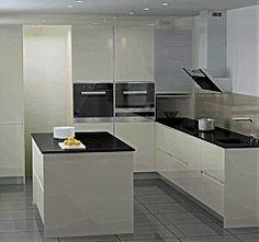 wunderbare moderne Küche gekauft