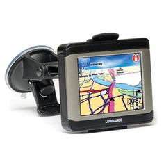 Save $ 10 order now Lowrance XOG 3.5-Inch Crossover GPS Navigator at GPS Trackin