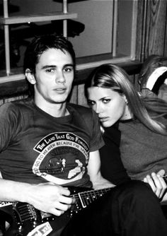 James Franco and Busy Phillips