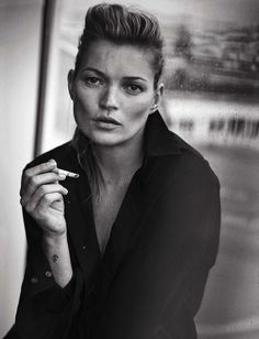 Photo: Peter Lindbergh for 'Vogue' Italia