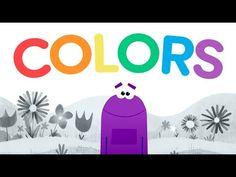 """Colors"" - StoryBots Super Songs Episode 5 | Netflix Jr - YouTube"