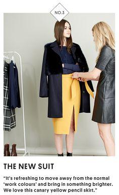 Personal Shopper Workwear - Topshop