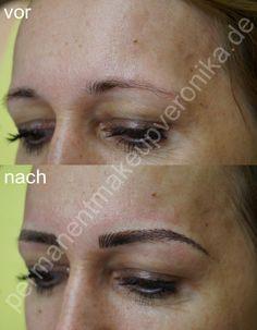 Permanent Make-up | Professionelle Kosmetikerin Veronika