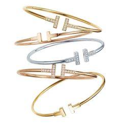 Bracelets Tiffany T de Tiffany & Co