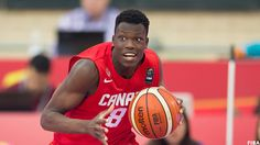 Emmanuel Akot Nominated as Manitoba Male Junior Athlete of the Year   Manitoba basketball stand out Emmanuel Akot has been nominated as the Manitoba Male Junior Athlete of the Year. The winners will be announced on Saturday April 22 2017 at Club Regent Casino. Emmanuel is currently attending Wasatch Academy in Utah after coming off his final year with Team Manitoba over the past summer. He has suited up for Team Canada over the past two summers and is expected to this coming summer as well…