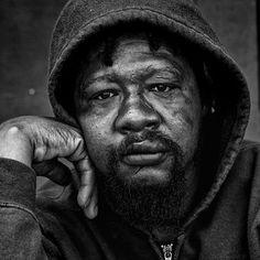 People, Portrait, Homeless, Male