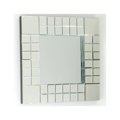 Wayborn Square Beveled Wall Mirror