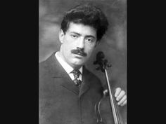 "Dear Michael, This is the Fritz Kreisler song that I know by heart. ▶ Fritz Kreisler plays Kreisler ""Liebesleid"" in 1930 and 1942 - YouTube"