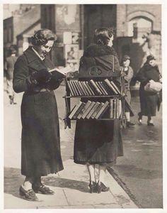Bibliothèque ambulante