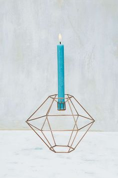 Shop Copper Dome Candle Holder at Urban Outfitters today. Gray Interior, Modern Interior Design, Geo Design, Copper Candle Holders, Blush And Grey, Copper Accents, Decorative Cushions, Fashion Room, Elegant