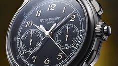 Patek Philippe, Chronographe à rattrapante référence 5370