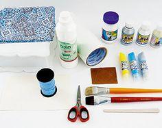 Caixa personalizada com forração - Portal de Artesanato - O melhor site de artesanato com passo a passo gratuito