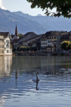 Interlaken, Switzerland by Alyx T.