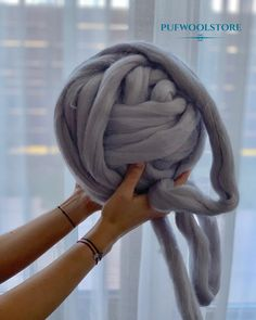 """Pufwoolstore on Instagram: """"#handmade #yarn #homeinspiration #wool #merinowool #chunkywool #blanket"""" Chunky Wool, Merino Wool, Dreadlocks, Blanket, Hair Styles, Instagram Posts, Handmade, Inspiration, Beauty"""