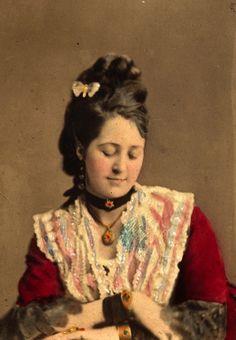 Výsledek obrázku pro Choker victorian era