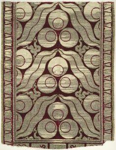Fragment of a Velvet Yastik (cushion cover) | Harvard Art Museums