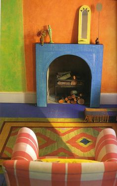 """Tricia Guild london home featured in her book """"In Town"""""""