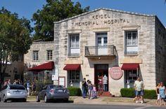 Kitchen-Store-Fredericksburg-Tx. Shopping Der Kuchen Laden Kitchen Shop In The Historic Keidel Memorial Hospital  C2 B7 Fredericksburg Texasmemorial