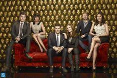 Bones - Season 9 - Cast Promotional Photos