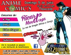 Kosmo-con 2016 - Tlaxcala, México, 5 de Junio 2016 ~ Kagi Nippon He ~ Anime Nippon-Jin
