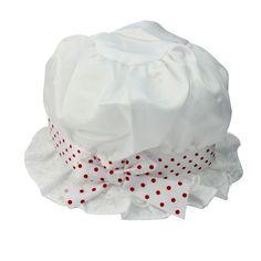 Newborn Baby Girl Bowknot Polka Dots Lace Summer Sun Beanie Hat Cap Lovely (White) Pinzhi http://www.amazon.co.uk/dp/B00E7P7G1U/ref=cm_sw_r_pi_dp_Ep02ub1RDK61A