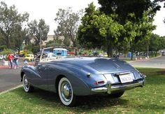 1953 Sunbeam Alpine MK1 Roadster