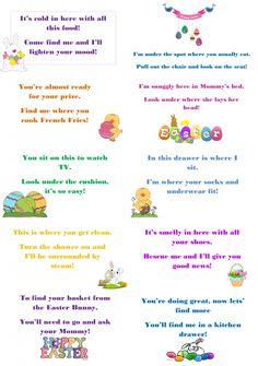 Microsoft Word - Easter Egg Riddles.docx