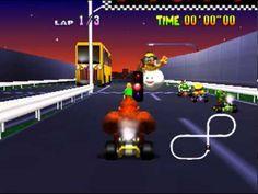 Nintendo 64 Longplay [002] Mario Kart 64 - YouTube