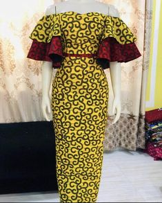 Latest African Fashion Dresses, African Print Dresses, African Dresses For Women, African Print Fashion, African Attire, Ankara Fashion, African Women, African Skirt, Latest Ankara Styles
