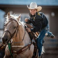 Love this! Love seeing young boys nurtured in their love for horses