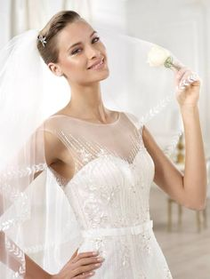 Order a Pronovias Ola Bridal Gown at The Wedding Shoppe today Bridal Gowns, Wedding Gowns, Tulle Wedding, Wedding Dress Sample Sale, Wedding Shoppe, Wedding Attire, Wedding Makeup, One Shoulder Wedding Dress, Strapless Dress