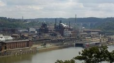 Edgar Thompson Works. North Braddock,Pa. Many generations of my family have worked and work here.