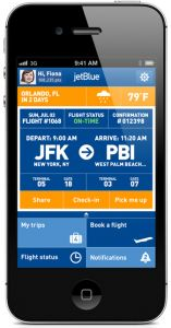 Airlines apps