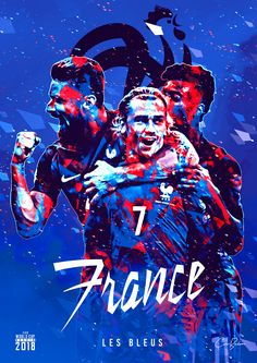 Congratulations to Allez les Bleus 2018 French Football Players, Football 2018, France World Cup 2018, France Team, France Art, France National Football Team, France National Team, Team Wallpaper, Football Wallpaper