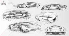 Ferrari Getto Concept on Behance