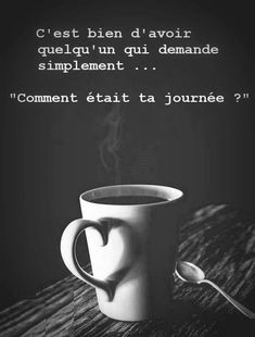 Image Citation, Quote Citation, French Words, French Quotes, Great Quotes, Love Quotes, Quotes To Live By, Profound Quotes, Inspirational Quotes