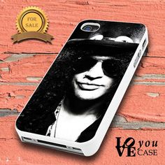 Guns N' Roses Slash for iphone, ipod, samsung galaxy, HTC and Nexus Case