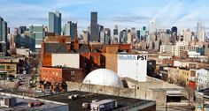 MoMA PS1 announces YAP 2015 finalists | MoMA PS1. Photo: Elk Studios, 2012 | Bustler