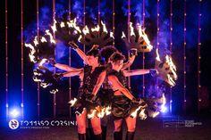 Entertainment | TCEP – Tommaso Corsini Event Production - Alma Project Fire Show