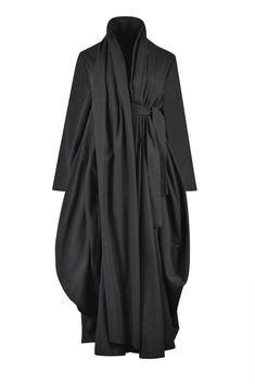 Women's Fashion Tips .Women's Fashion Tips Abaya Fashion, Kimono Fashion, Fashion Dresses, Fashion Coat, Fashion Details, Look Fashion, Fashion Tips, Fashion Design, Fashion Hacks