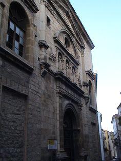 ...Seguidamente, nos encontramos con el Real Convento de Santo Domingo