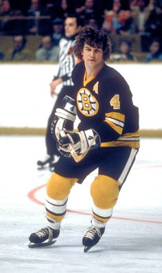 Bobby Orr, Boston Bruins  The Man, The Myth, The Legend.