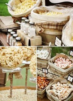 The hottest trend in catering? Food stations! They mix the best parts of buffets with the most elegant aspects of a sit-down dinner. Take a look at the most fabulous ways to do food stations.
