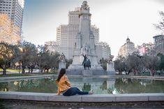 Beautiful Madrid, I carry you in my heart