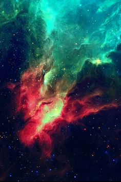We are made of star dust.