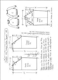 Blusa suéter raglan | DIY - molde, corte e costura - Marlene Mukai