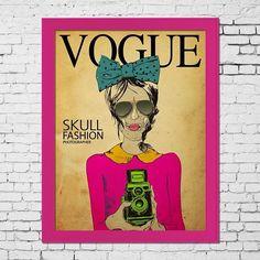 Skull Fashion Photographer by Russ #skull #skulls #fashion #vogue #caveira #caveiras #artskull