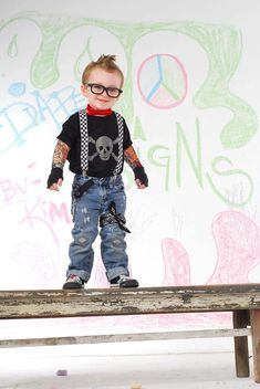 Oh you know here is my future kid <3 Gahhh why don't I have adorable brats yet!?